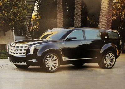 2013 Cadillac Photos News Driver Shabby Paper